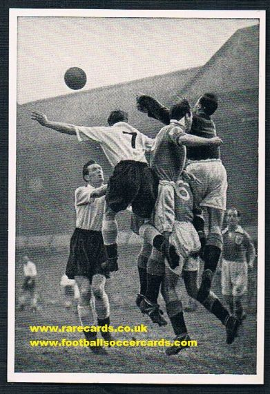 1953 Blackpool Spurs FA Cup semi final